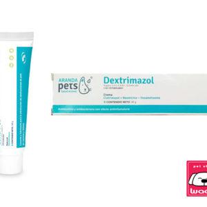 CREMA DEXTRIMAZOL 40 G. (Clotrimazol , Neomicina, Dexametasona)